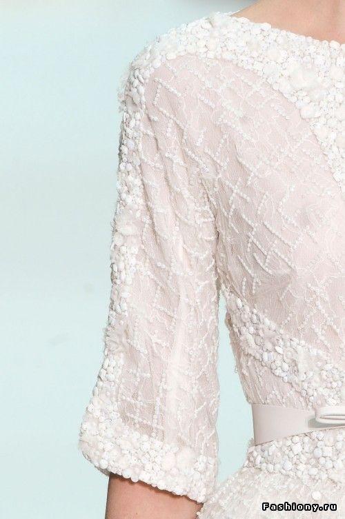 """Фото 1202997 в коллекции Примеры отделки переда - Свадебное ателье """"Оттенки белого"""""""