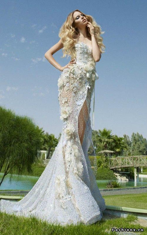"""Фото 1203135 в коллекции Мои фотографии - Свадебное ателье """"Оттенки белого"""""""