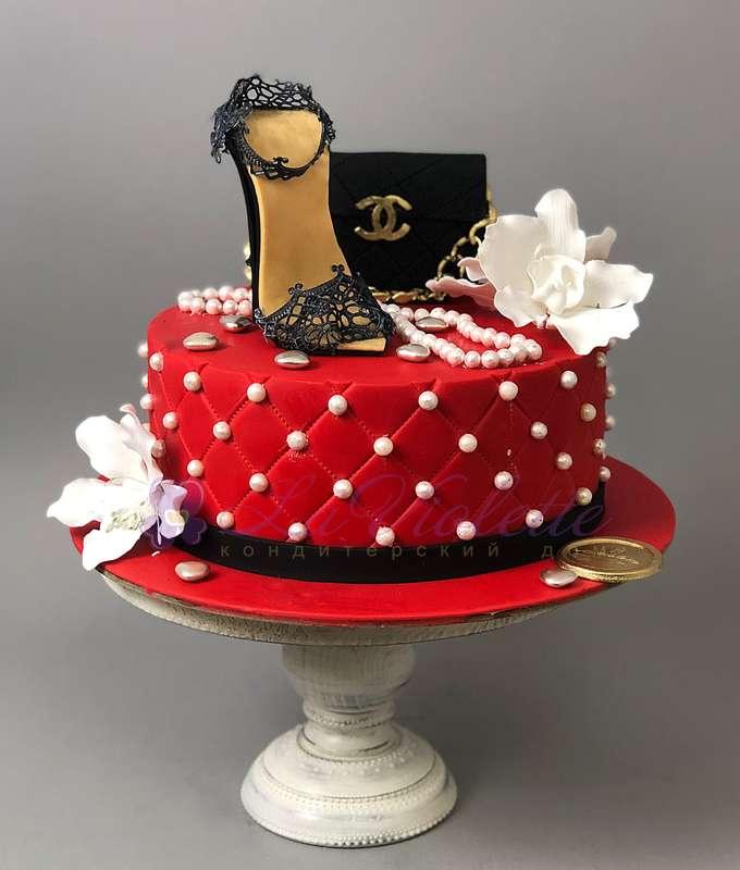 торт с туфелькой фото наличии широкий выбор