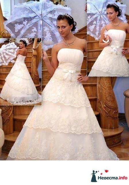 Моё платье))) - фото 128936 Невеста01