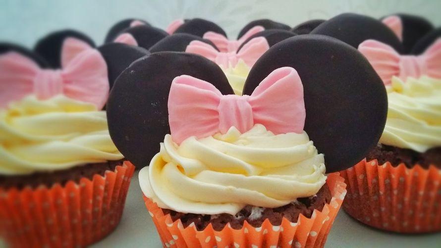 Фото 2330842 в коллекции Капкейки - Ма Бейкер - свадебное печенье, торты, сладкий стол