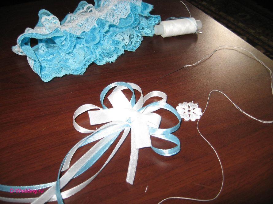 Фото 1265505 в коллекции Подвязка своими руками - Дрим - организация свадьбы