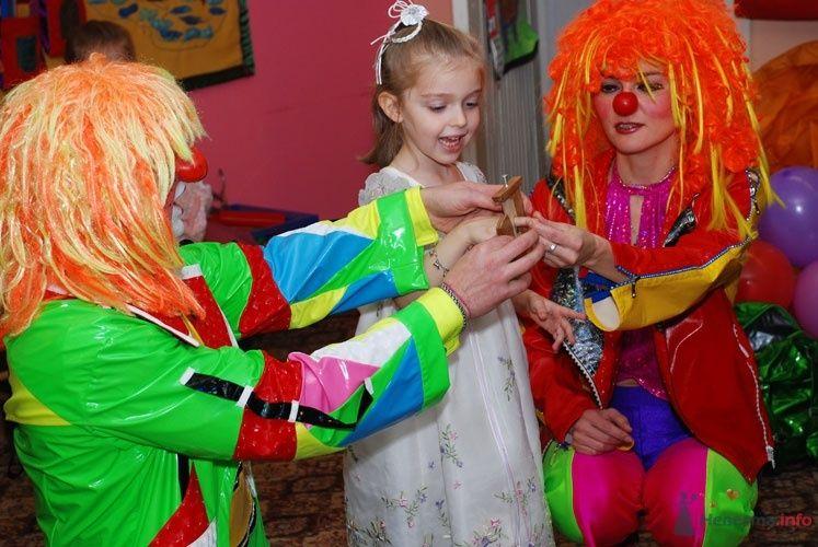 """Все для детей _детские праздники на любой вкус! - фото 45059 Агентство """"Марианна"""" - организация мероприятий"""