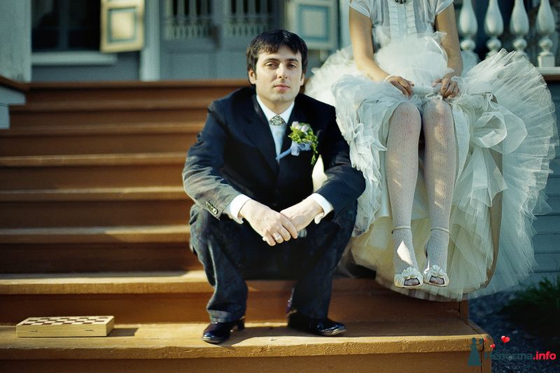 Фото 85124 в коллекции Наша счастливая свадьба