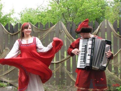 Русская-народная свадьба