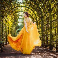 Золотая осень - золотое платье!