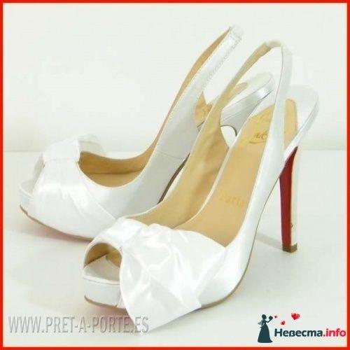 Фото 127449 в коллекции хочу вот такие туфли для второго платья) - romatоscha