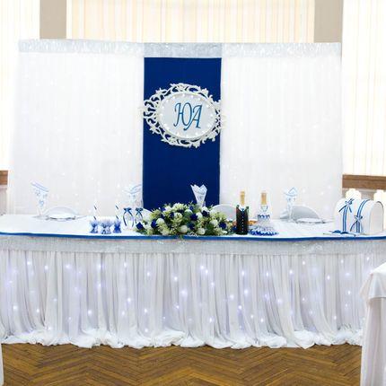 Украшение зала, свадебное оформление и декор