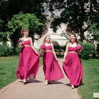 Платья для подружек невесты(для Татьяны)