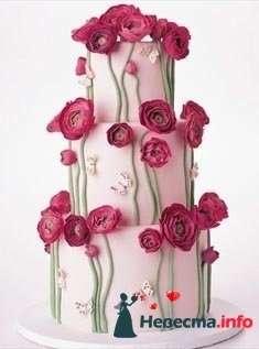 """Фото 128287 в коллекции Свадебные торты - """"Мир Любви"""" - студия свадебных услуг"""