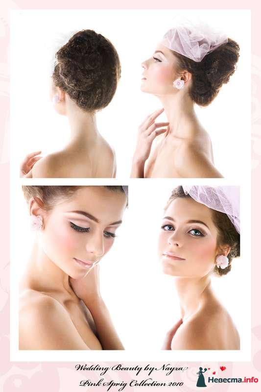 Фото 129251 в коллекции Pink! | Wedding collection by Nayza | S/S 2010 - Nayza - Professional beauty