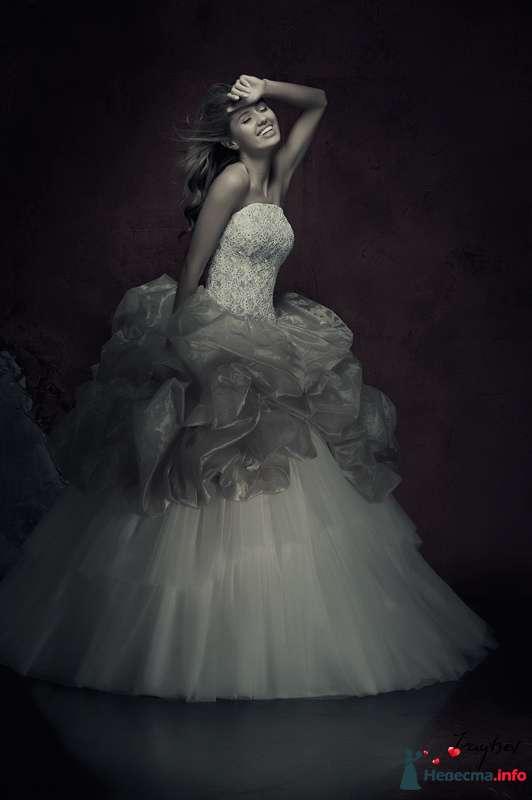 Фото 131135 в коллекции свадебный образ для Виктории Бони - Nayza - Professional beauty