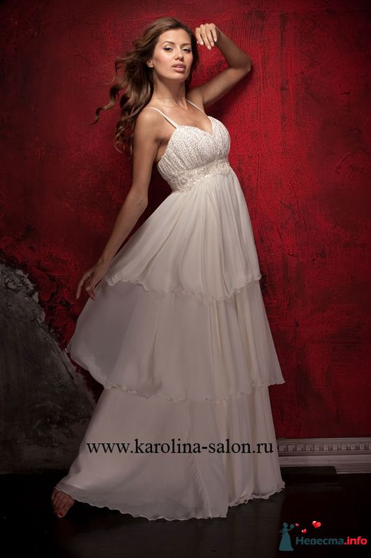Фото 131140 в коллекции свадебный образ для Виктории Бони - Nayza - Professional beauty