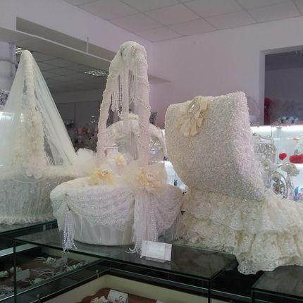 Аренда свадебных корзин, цена за 1 шт