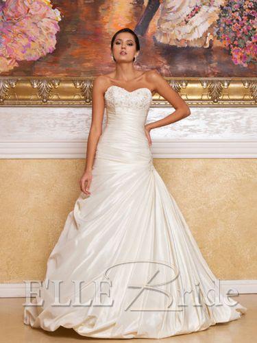 Фото 1256047 в коллекции Мои фотографии - ELLE Bride - свадебный салон