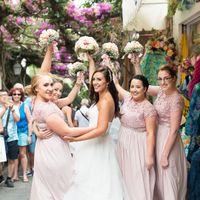 Свадьба в Позитано, свадебный фотограф в Позитано