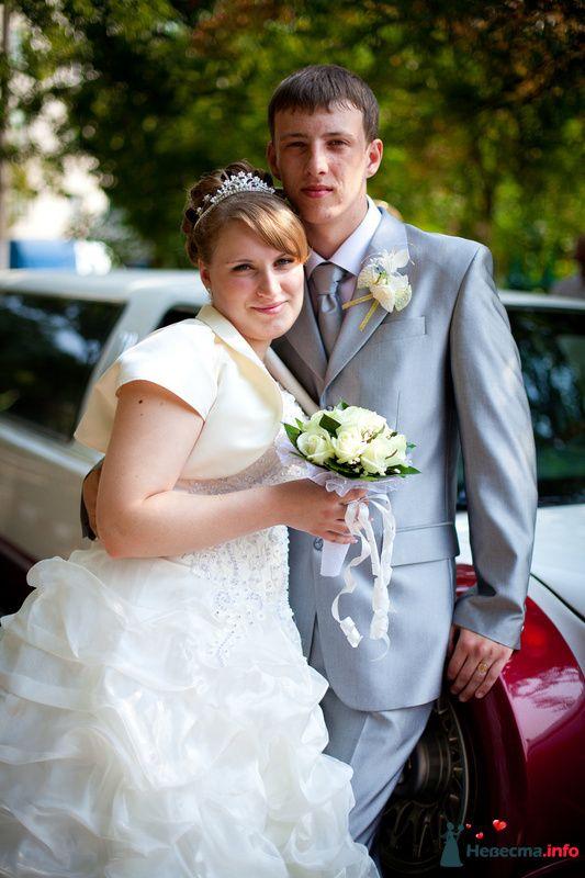 Портрет молодоженов - фото 129900 Свадебный фотограф Максим Чесалин