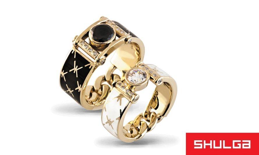 Обручальные кольца ВЕРСАЛЬ - фото 1276695 SHULGA - ювелирная компания
