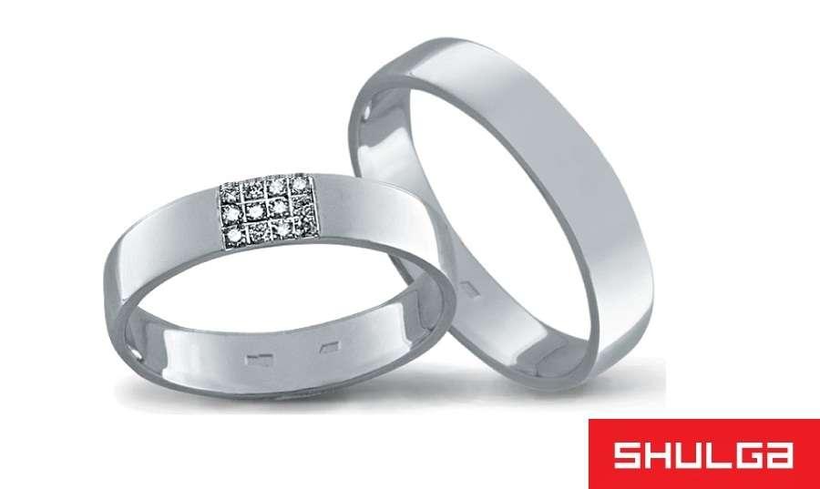 Обручальные кольца АНГЛИЯ - фото 1276701 SHULGA - ювелирная компания