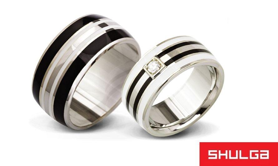 Обручальные кольца ЦЮРИХ - фото 1277013 SHULGA - ювелирная компания