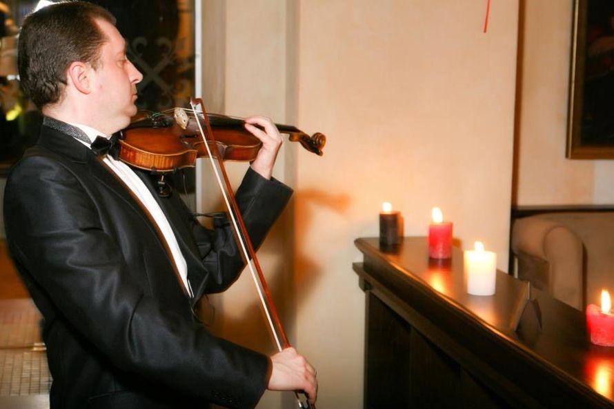 Живая музыка на скрипке в профессиональном исполнении несомненно добавит ярких красок и впечатлений вам и вашим гостям. - фото 1431131 Скрипач Игорь Коцюбинский