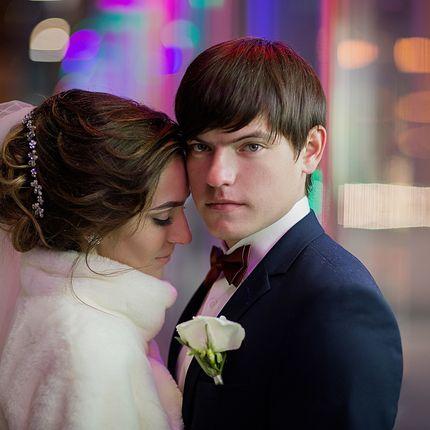 Фотосъёмка Пакет 2 свадебный день