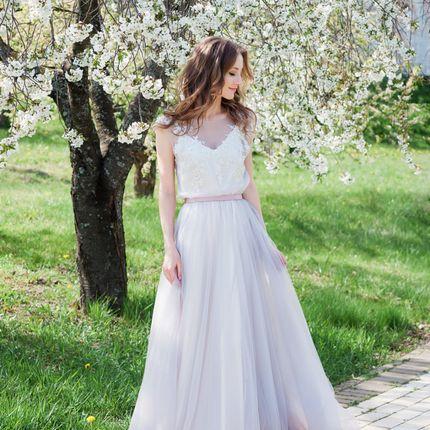 Платья в стиле рустик - бохо