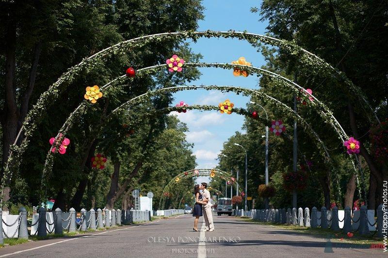 Фото 34588 в коллекции Наша Love story в Кузьминках  - Rainbow