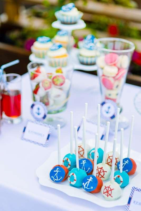 Candy bar в морском стиле - фото 1366458 Art агентство Basilic