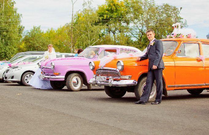Фото 1324224 в коллекции Мои фотографии - Ретро-авто - аренда авто на свадьбу