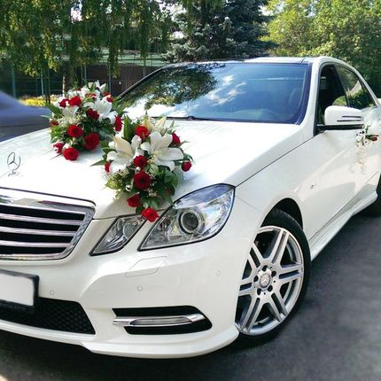Свадебные машины Mercedes-Benz E-class IV AMG