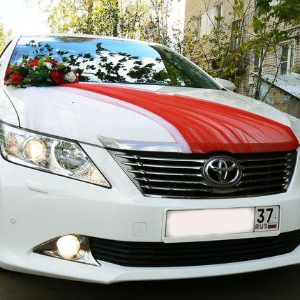 Аренда кортежа Toyota Camry V50