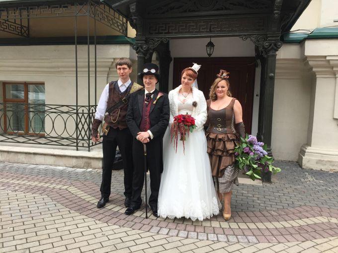 Невеста сделала это прямо на свадьбе рассказ фото 491-857
