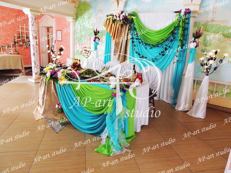 Фото 1422499 в коллекции Павлинья свадьба Дианы и Дениса - AP-art studio - свадебный декор и аксессуары