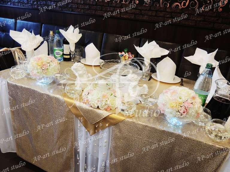 Фото 1422673 в коллекции Elegant Gold - AP-art studio - свадебный декор и аксессуары