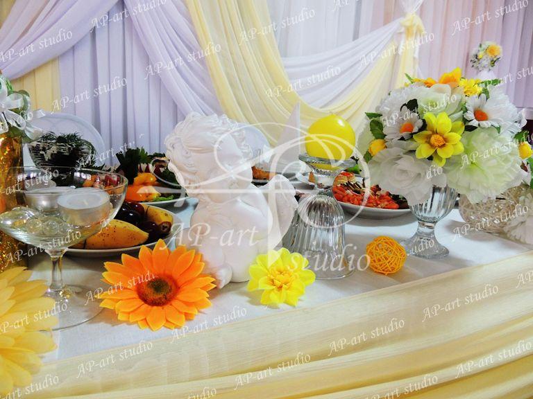Фото 1423109 в коллекции Ромашковая свадьба - AP-art studio - свадебный декор и аксессуары