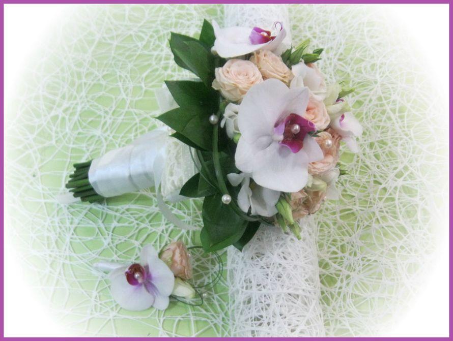 Фото 2628165 в коллекции Мои фотографии - Галерея цветов - Свадебное оформление