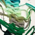 Галстуки-бабочки в оттенках зеленого. Стоимость одной бабочки - 790р.  Чтобы заказать пишите в л.с.  или по т. +7 950 038 54 26