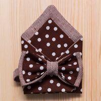 Подарочный комплект галстук-бабочка + платочек. Стоимость комплекта - 1190р.  Чтобы заказать пишите в л.с.