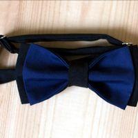 Галстук-бабочка темно-синего цвета в сочетании с черным. Стоимость - 800р.  Чтобы заказать пишите в л.с.  или по т. +7 952 216 48 01