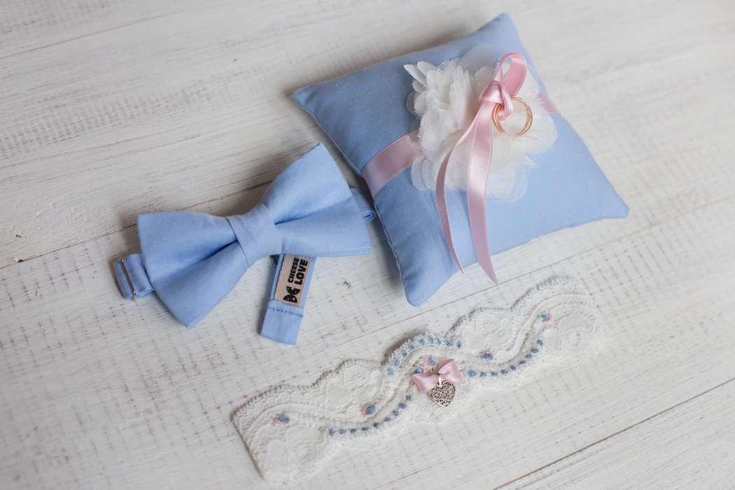 Фото 17459176 в коллекции Галстук-бабочка на свадьбу - CheeseLove - дизайнерские аксессуары ручной работы