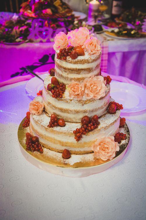 рецепты тортов трехъярусных с фото