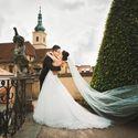 Чехия, Прага. Фотосессия в Вртбовском саду (Vrtbovsk? zahrada)