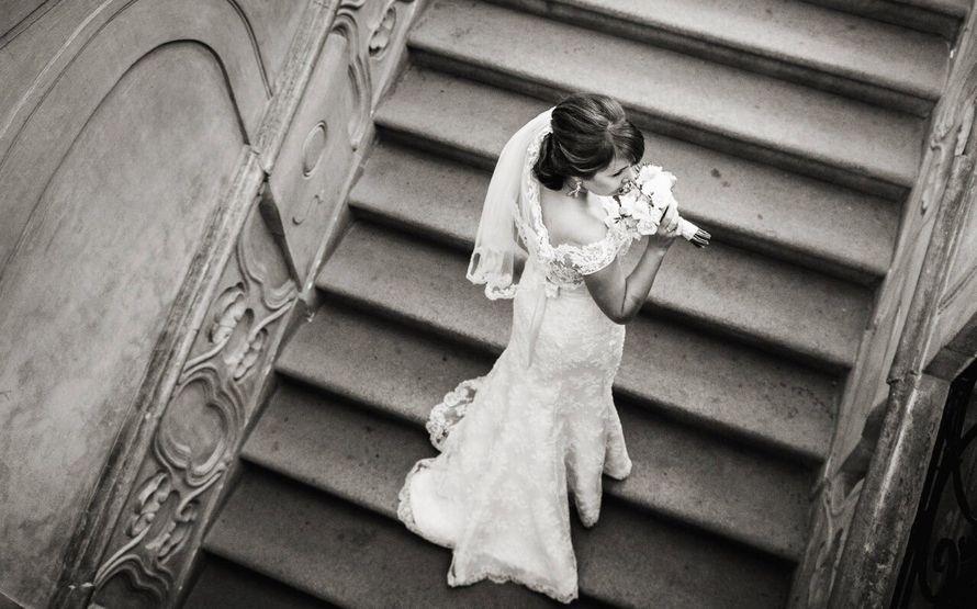 Свадебная прическа для Марии - фото 9174966 Viktoria Kharavets парикмахер-стилист