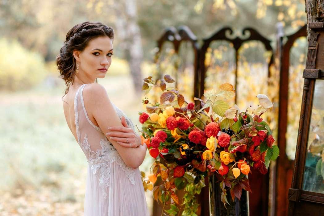 """Фото 17014858 в коллекции Осенняя свадьба - Студия свадебной режиссуры """"Make a wish"""""""
