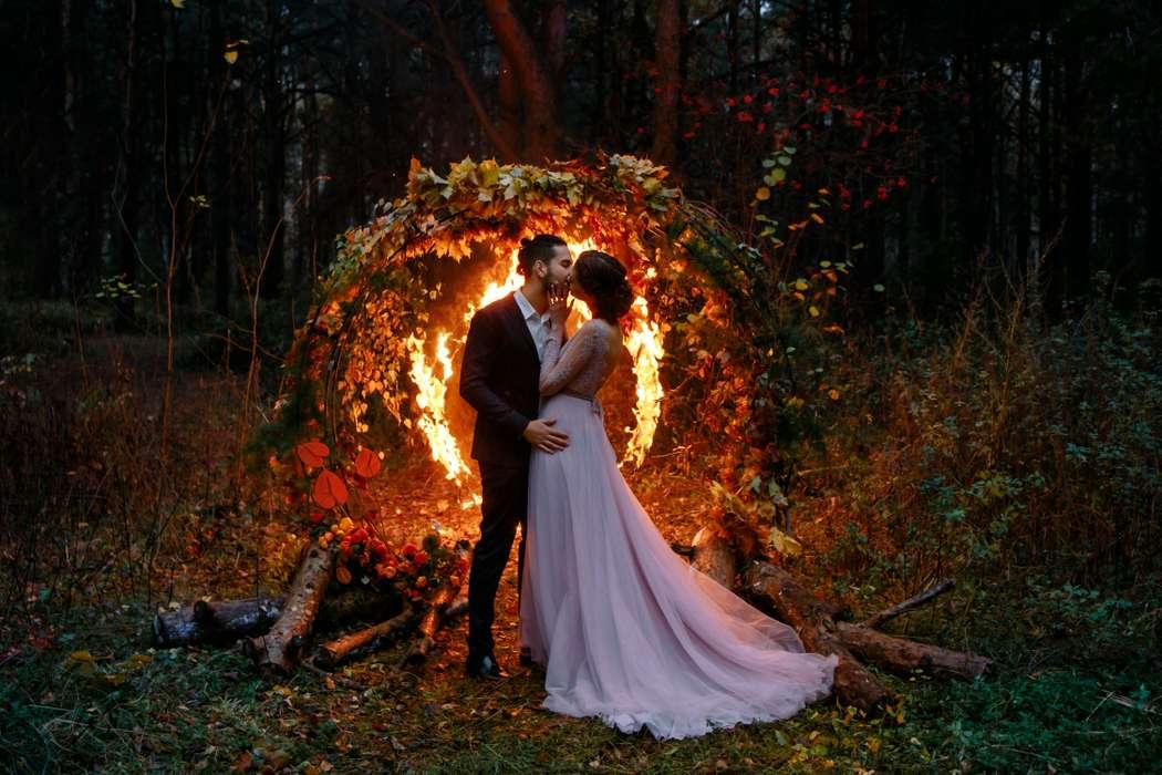 """Фото 17015122 в коллекции Осенняя свадьба - Студия свадебной режиссуры """"Make a wish"""""""