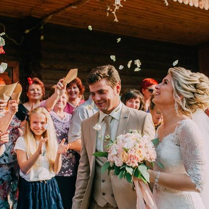 Проведение свадьбы