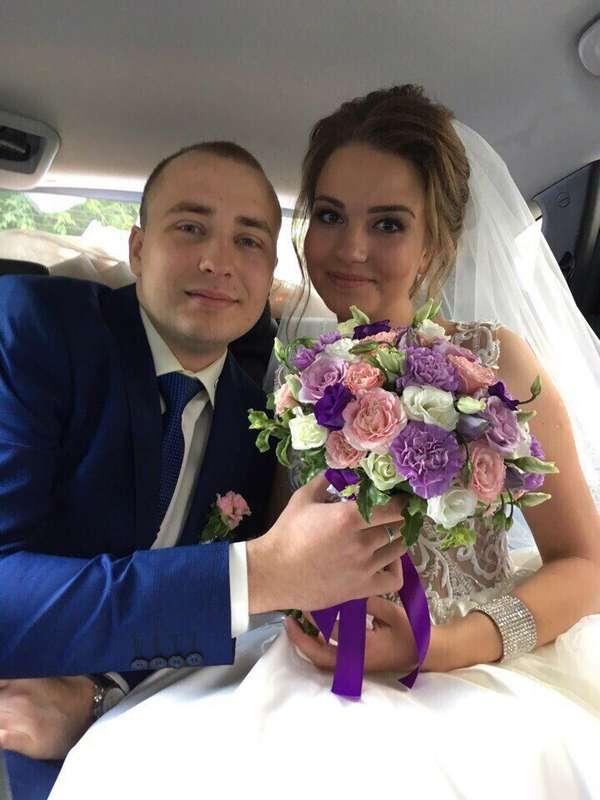 Букет невесты Веры - фото 17092094 Цветочка - студия флористики