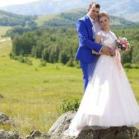 Букет невесты Надежды