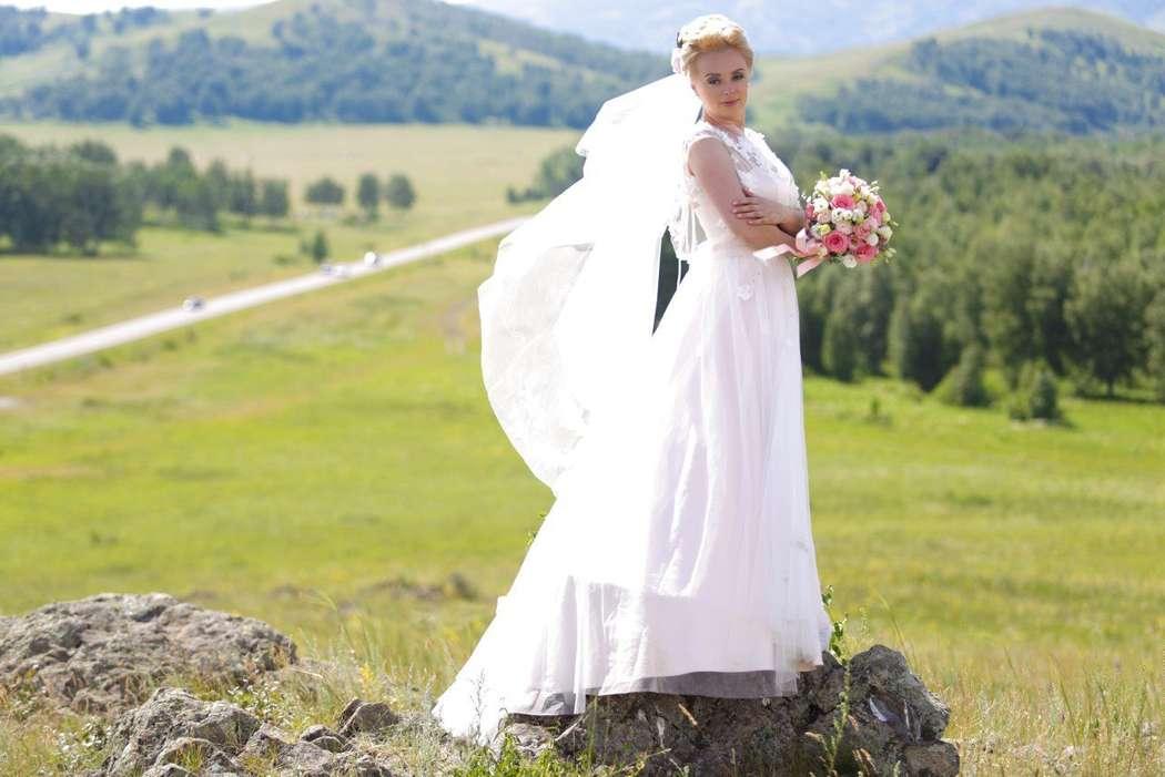 Букет невесты Надежды - фото 17092110 Цветочка - студия флористики
